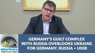 Germany, Russia, and Ukraine