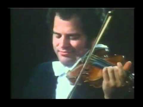 Ludwig Van Beethoven - (3/5) Violin Concerto in D major (Itzhak Perlman, Guilinini)