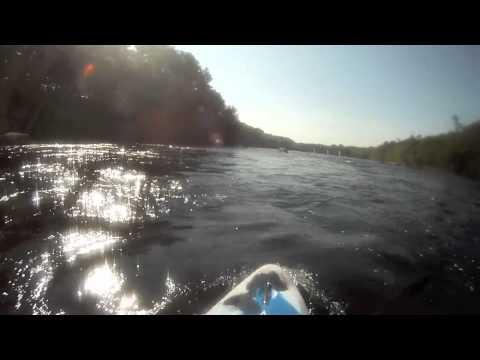 Androscoggin River, Dresser rips, Auburn Maine