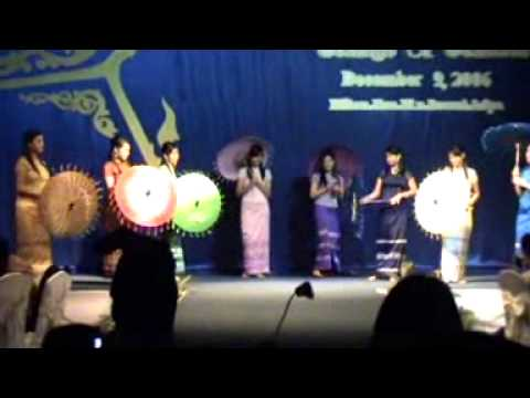 PaThein Dance CoC '06 (Ahla Ka Bar Myay)