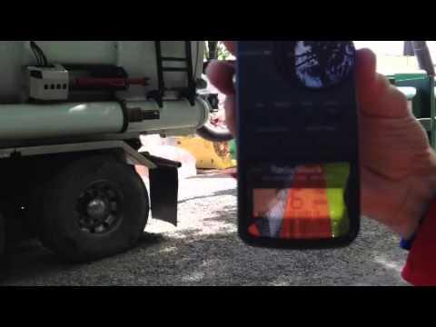 Guzzler Vacuum Truck