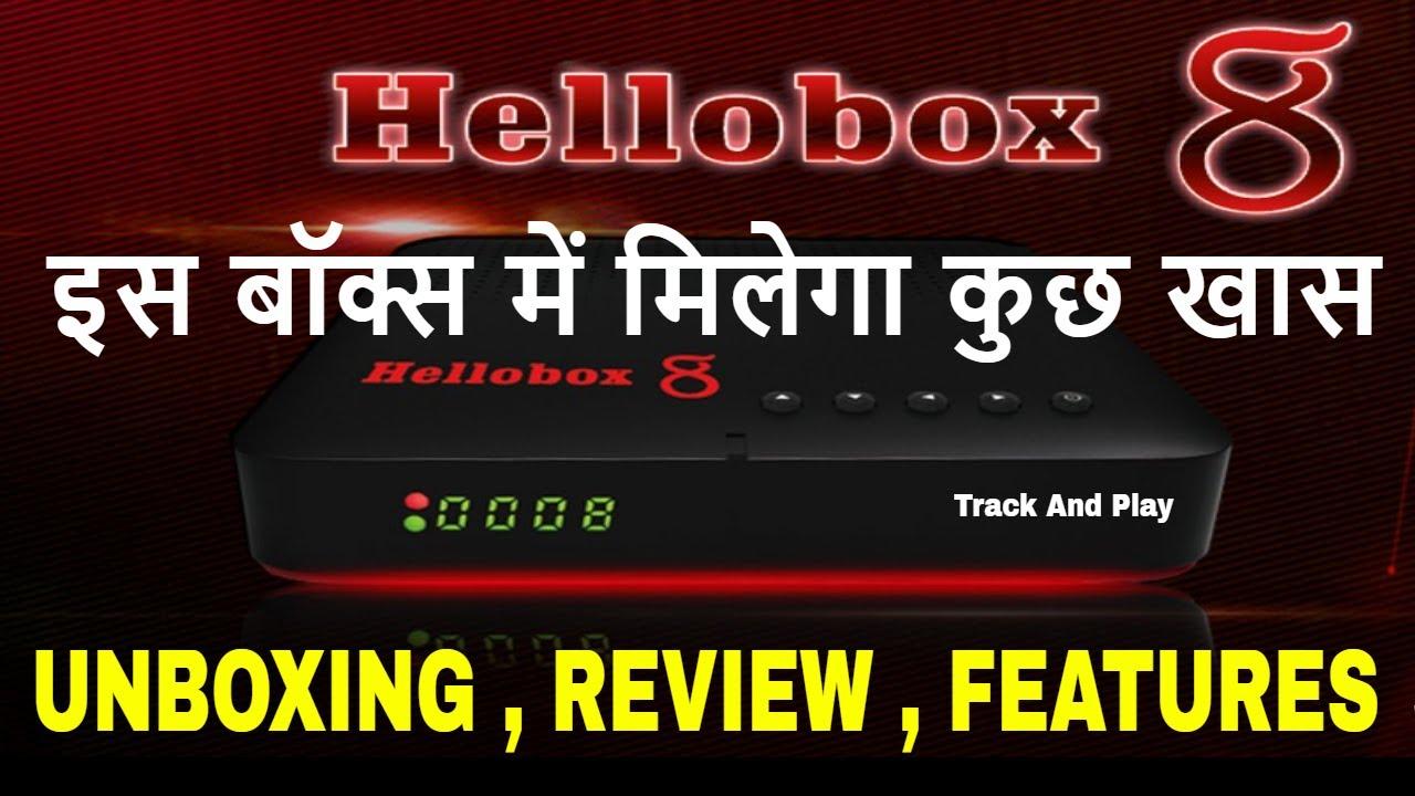 Hellobox 8 unboxing,Hellobox v8 handson,Hellobox 8 DVB-S2 S2X T2,Hellobox 8  features,Hellobox 8