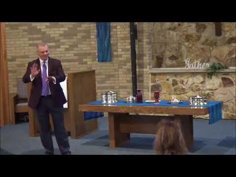 10/15/2017 Sermon - I Cannot Come To The Banquet