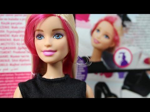 Barbie Brokatowy Salonik