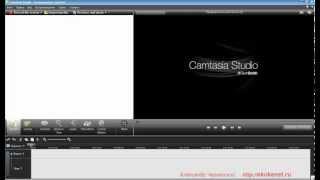 Camtasia Studio 7 - Видеоурок 1 - Введение