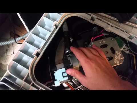 Samsung Dishwasher LE (leakage code) FIX.