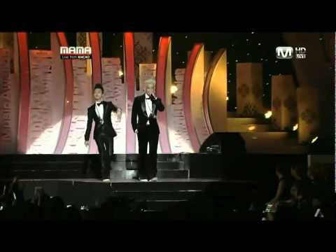 GD & TOP Ft. Taeyang - Mnet Asian Music Awards [2010]