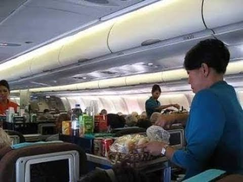 Perth To Bali With Garuda Air (Air Bus 330)