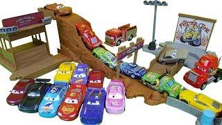 카3 장난감 플레이세트 Disney Pixar Cars 3 Thunder Hollow Challenge Playset cars toy