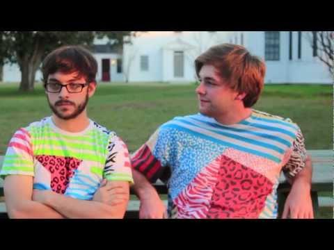 hinterlandz : john austen video diaries