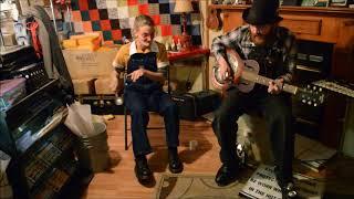 John the Revelator - Chris Rodrigues & Abby the Spoon Lady