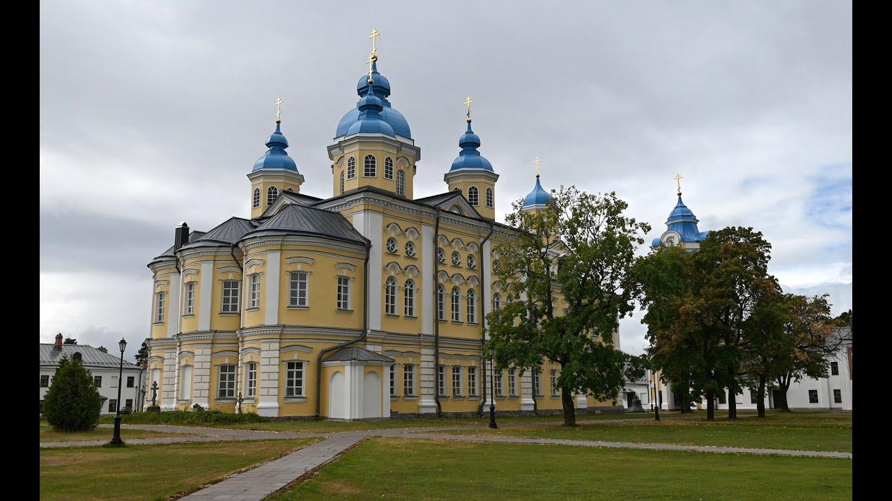 Посещение Коневского Рождество-Богородичного монастыря