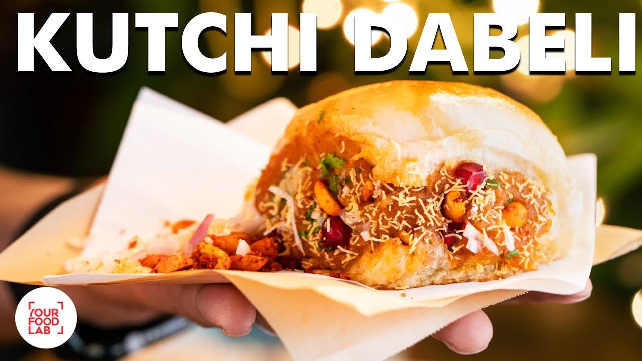 Download Kutchi Dabeli recipe l Double roti l Indian street food l Chef Sanjyot Keer