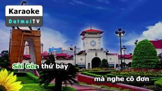 DatmuiTV | LK SÀI GÒN THỨ BẢY & HAI MÙA MƯA - NAY DŨNG & BĂNG TÂM