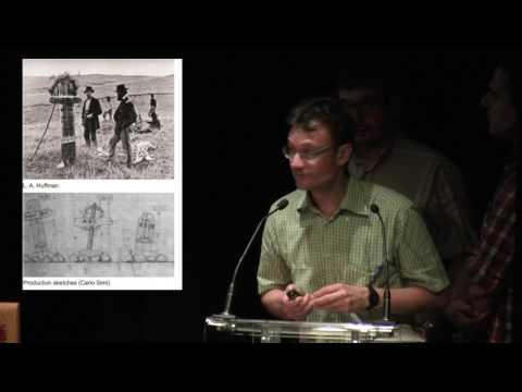 Peter J. Hanley Behind the scenes of Sergio Leone