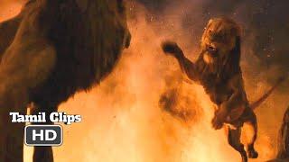 The Lion King (2019) - Simba vs. Scar Fight Scene Tamil [18/19] | MovieClips Tamil