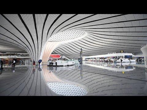 Download Guck mal, Berlin: Pekings Mega-Flughafen ist fertig