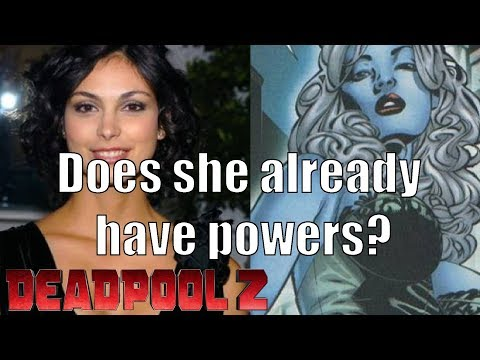 Deadpool 2 Theory: Does Vanessa Already Have Her Mutant Powers?