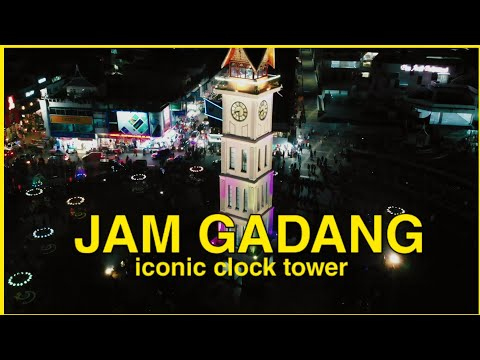bukittinggi---suasana-malam-di-jam-gadang-#jelajahindonesia-19