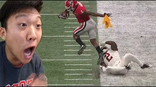 EVERY BULLDAWG REACTION BE LIKE // Alabama vs. Georgia National Championship 2018