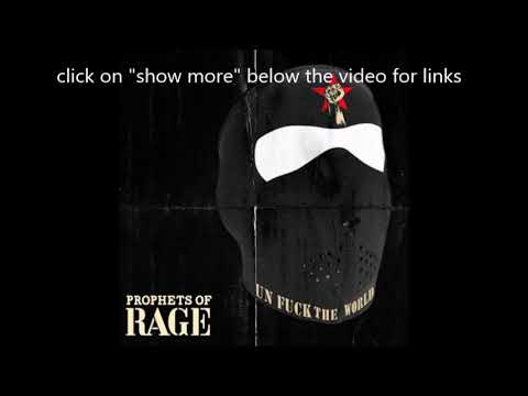 """Prophets Of Rage """"Resistance Mask"""" getting bad comments, what's your thoughts?"""