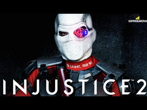 """THE DEADSHOT SPAM IS REAL!!!! - Injustice 2 """"Robin"""" """"Reverse Flash"""" & """"Firestorm"""" Gameplay"""