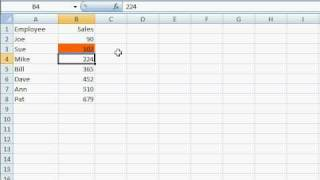 Microsoft Excel: Conditional Formatting for More than Three Options