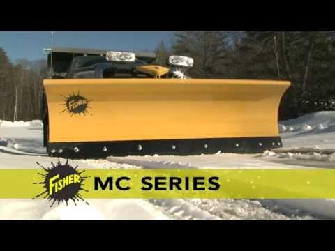 Fisher Snowplows - MC Series Plow