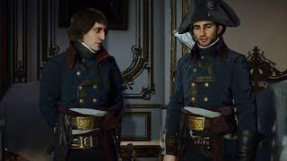 ナポレオンとのツーショットが撮りたかっただけよ.
