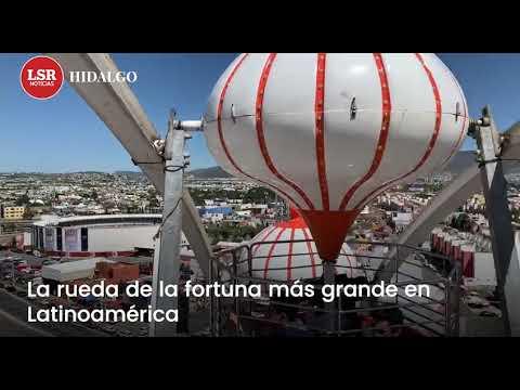 Feria San Francisco Pachuca 2019
