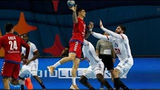 France v Serbia - Highlights - Ehf Euro Qualifiers 2022 R4