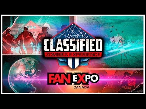 TRAILER DE CLASSIFIED MAÑANA? || FIVE REMAKE - Call of Duty Black Ops 4 (Fan Expo Canadá)