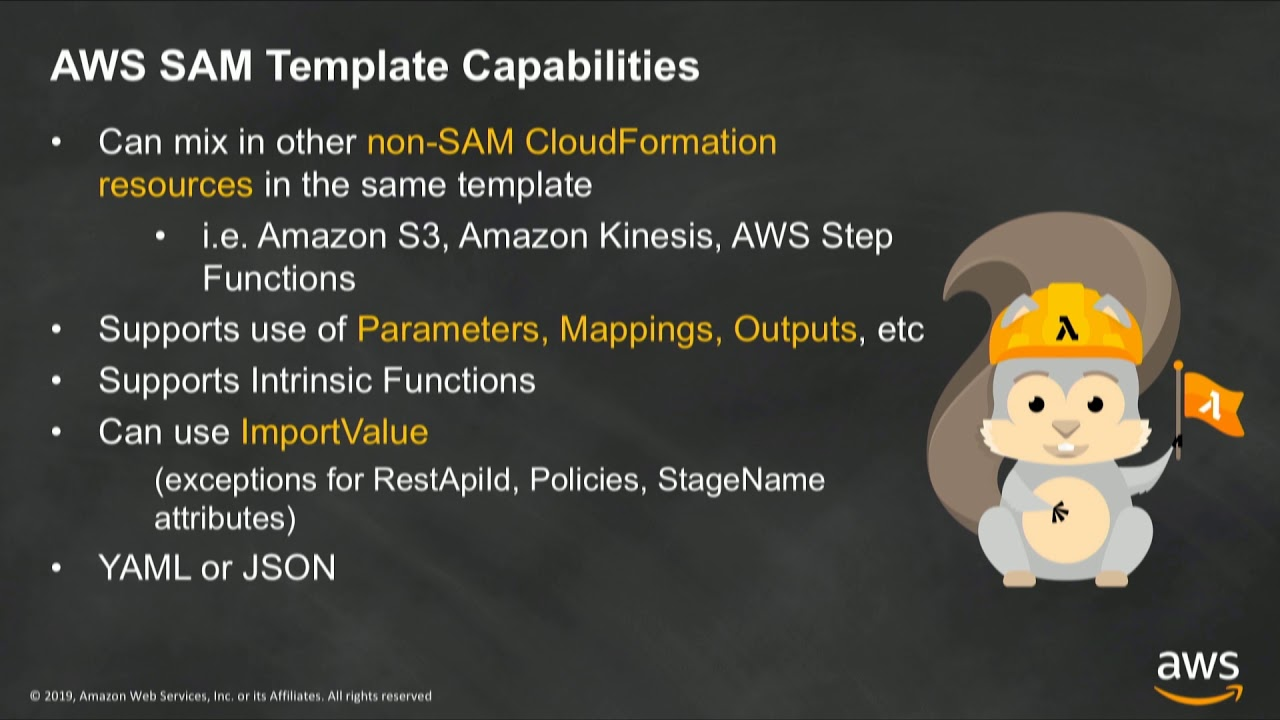 Deep Dive into AWS SAM