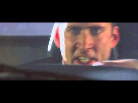 Nicolas Cage Driving