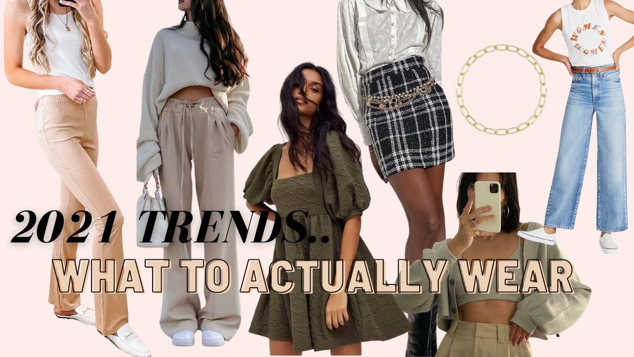 WEARABLE Spring 8 Fashion Trends  How To Style  Outfits to Wear