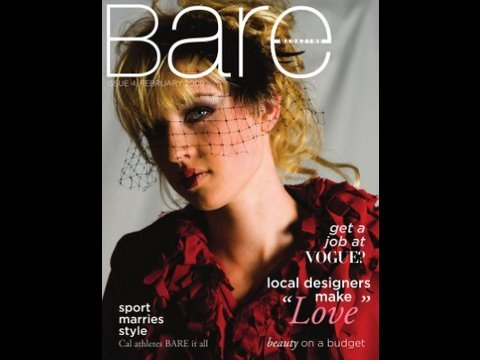 BARE Magazine Launch Party, Berkeley, With Doreen Bloch