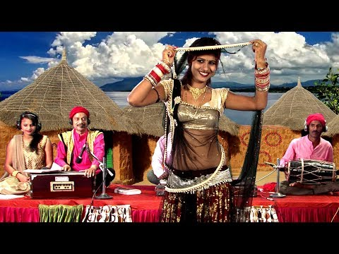 गोरी रे जे घुघटा न डार - Bundeli dance Rai Faag - Devi Agrawal Sadhna Rathore - 9425879277