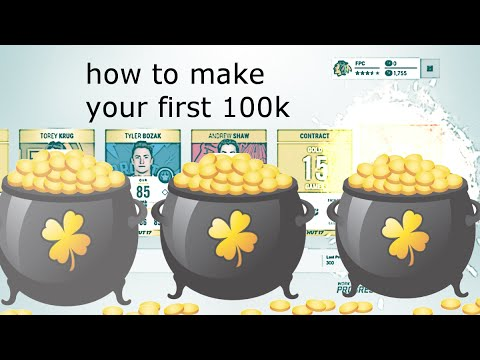 how to make your first 100k coins on NHL 17 ultimate team