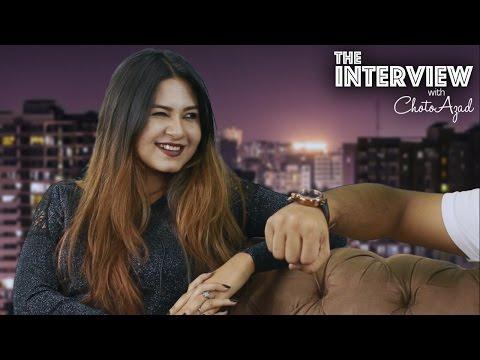 """Undressing Saree is Romantic""- Orchita Sporshia's Wildest Interview w/ ChotoAzad"