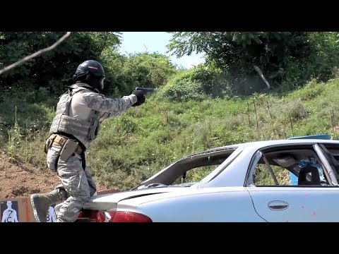 Special Ops Security Forces - Armed Vehicle Defense