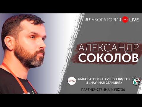 #ЛабораторияLIVE - Александр Соколов. 17.01.2019 (Запись Эфира)
