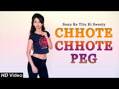 Chhote Chhote Peg | Yo Yo Honey Singh | Neha Kakkar | Navraj Hans | Sonu Ke Titu Ki Sweety