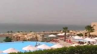 Ras Al  Khaimah Hotel Pool Strand The Cove Rotana Resort Luxushotel