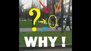 🔴 Envie pressante sur une place public à Bruxelles [HD]