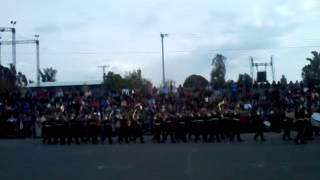 Desfile Escuela de Carabineros 199º Aniversario Batalla de Rancagua