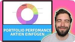 Wie fügst du eine Aktie / ein ETF hinzu? - Portfolio Performance