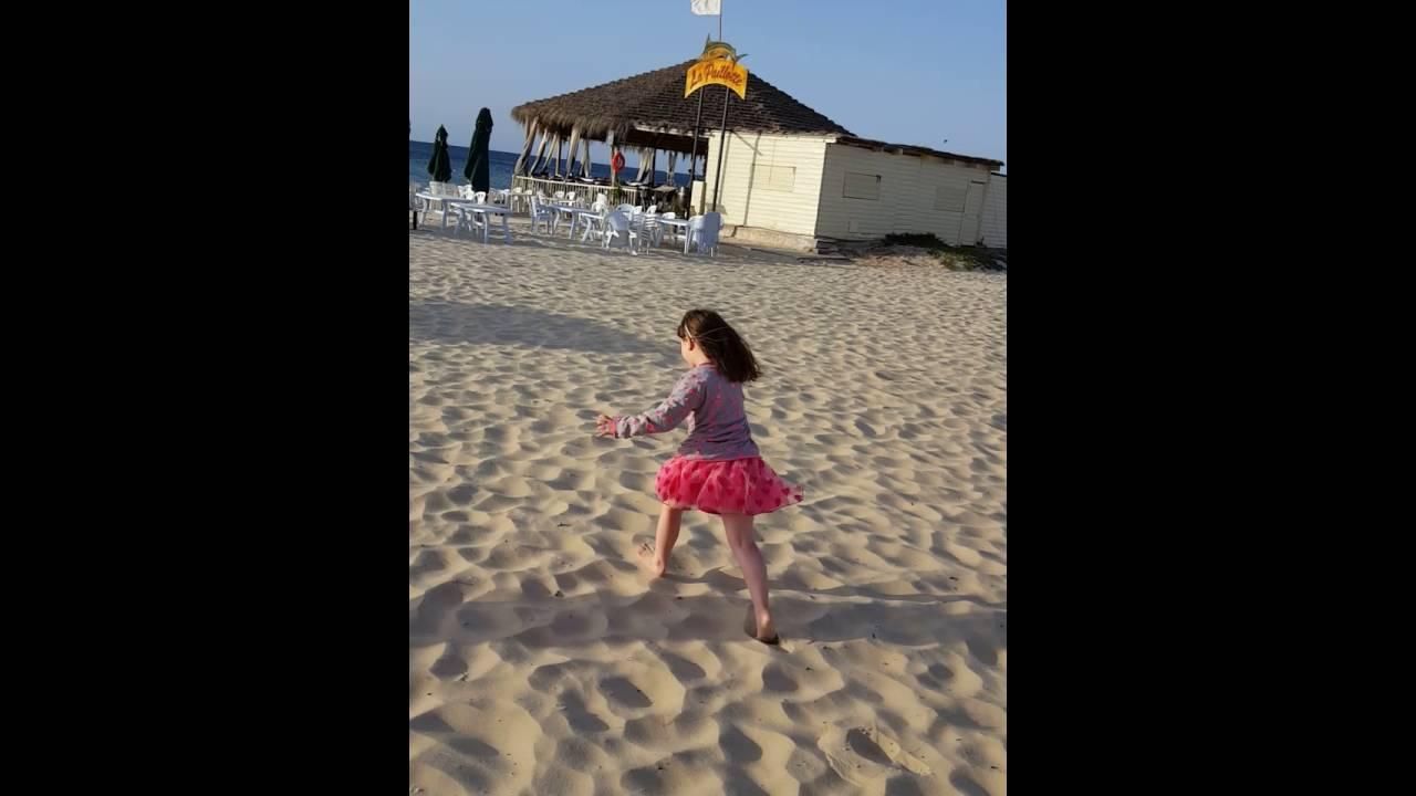 Magic hammamet beach.