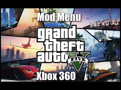 Установка ModMenu Gta 5 Xbox 360 FreeBoot