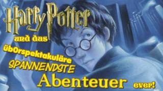 Harry Potter und das üb0rspektakuläre Abenteuer - Hörspiel