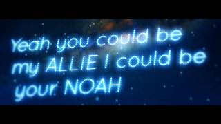 Crazy For You - Kalin and Myles [Lyric Video]